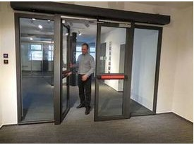 Automatic Fire Doors